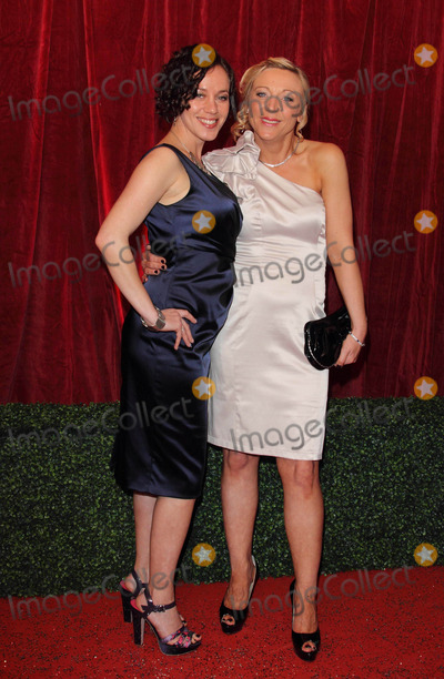 Hollies Photo - London, UK. Alycia Eyo and Kelli Hollis at the British Soap Awards 2012 held at the ITV Studios, South Bank. 28th April 2012.Keith Mayhew/Landmark Media