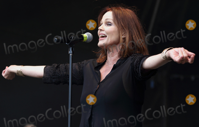 Belinda Carlisle Photo - Norwich. England.UK.  Belinda Carlisle at the 