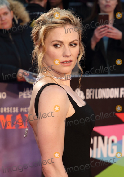 Anna Paquin, Anna Paquin-, Anna Maria Perez de Taglé, Leicester Square Photo - London.UK.  Anna Paquin  at the