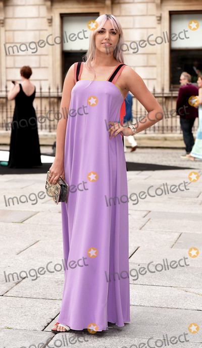 Amber Le Bon Photo - London, UK.  Amber Le Bon at The Royal Academy Of Arts Summer Exhibition VIP Preview held at The Royal Academy Of Arts, Burlington House, Piccadilly, London on Tuesday 7 June 2016 