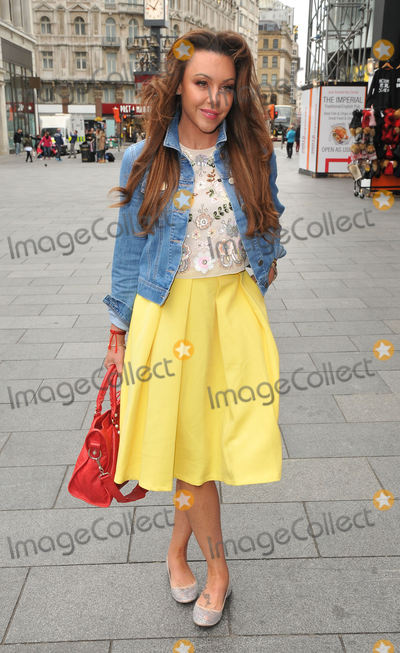 "Michelle Heaton, 112, The Smurfs Photo - London, UK. Michelle Heaton   at the ""Smurfs: The Lost Village"" gala film screening, Cineworld Leicester Square.  20th March 2017.
