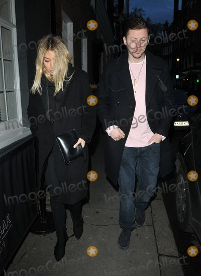 Professor Green, Alice Chater Photo - London.UK.  
