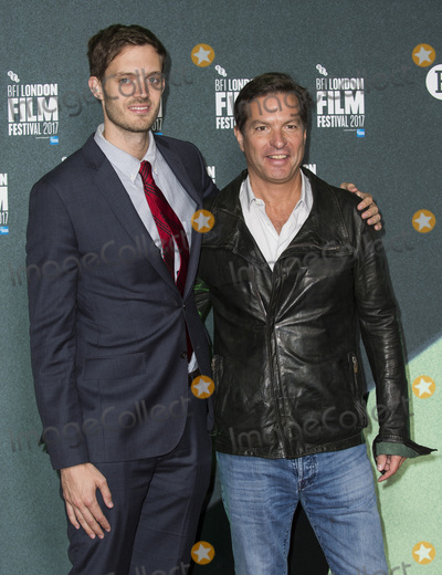 Andrew Duncan, The Interns, Cory Finley, Gary Mitchell Photo - London, UK. Cory Finley and Andrew Duncan at the International Premiere of 'Thoroughbreds' during the 61st BFI London Film Festival on October 9, 2017 in London, England. Ref: LMK386-J881-101017Gary Mitchell/Landmark MediaWWW.LMKMEDIA.COM