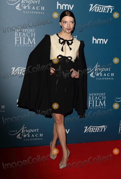 Anya Taylor-Joy Photo - London, UK. Anya Taylor-Joy at Newport Beach Film Festival - annual honours at Rosewood London, Holborn, London on Thursday 15 February 2018.Ref: LMK73-J1578-160218Keith Mayhew/Landmark MediaWWW.LMKMEDIA.COM