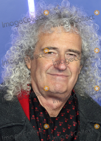 Brian May, Leicester Square Photo - London, UK. Brian May at Ready Player One - European film premiere at the Vue West End, Leicester Square, London on Monday 19 March 2018.