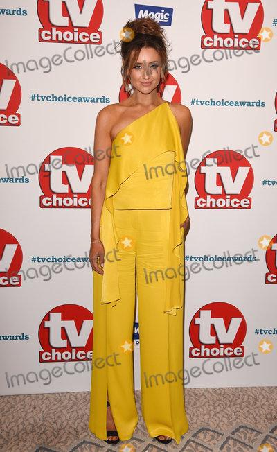 Catherine Tyldesley Photo - London, UK. Catherine Tyldesley at The TV Choice Awards held at The Dorchester Hotel, London on Monday 10 September 2018Ref: LMK392-J2580 -110918Vivienne Vincent/Landmark Media. WWW.LMKMEDIA.COM.