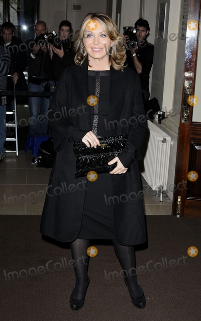 Kirsty Young, Covent Garden Photo - London, UK. Kirsty Young at the Evening Standard Theatre Awards, held at the Royal Opera House in Covent Garden.