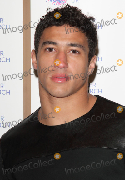 Ashley McKenzie Photo - London, UK. Ashley McKenzie at James' 'Jog-on to Cancer' charity fundraiser for Cancer Research UK at the Kensington Roof Gardens. 3rd April 2013.Keith Mayhew/Landmark Media