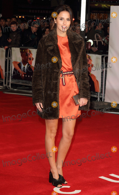 Lucy Watson, Leicester Square Photo - London, UK. Lucy Watson at 'Focus' Special Screening at the Vue West End, Leicester Square, London on February 11th 2015Ref: LMK73-50582-120215Keith Mayhew/Landmark Media. WWW.LMKMEDIA.COM