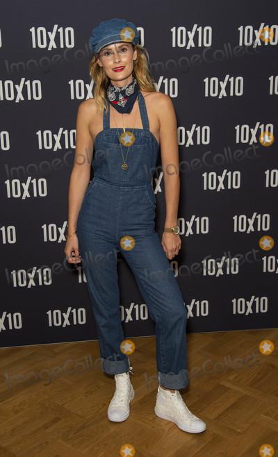 Alexandra Stone, Gary Mitchell Photo - London, UK. Alexandra Stone  at  a special screening of the thriller 10x10 at the Curzon Cinema, Aldgate, London, England on the 22nd August 2018Ref: LMK386-J2540-230818Gary Mitchell/Landmark MediaWWW.LMKMEDIA.COM