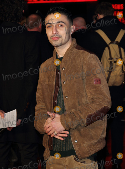 Adam Deacon, Leicester Square Photo - London. UK. Adam Deacon at the  UK Premiere of  The Flight  at the Empire, Leicester Square, London - January 17th 2012. Keith Mayhew/Landmark Media.