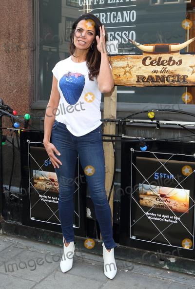 Jenny Powell Photo - London, UK. Jenny Powell at Celebs On The Ranch Launch at Jerusalem Bar and Kitchen, Rathbone Place, London on April 1st 2019.Ref: LMK73-J4671-020419Keith Mayhew/Landmark MediaWWW.LMKMEDIA.COM