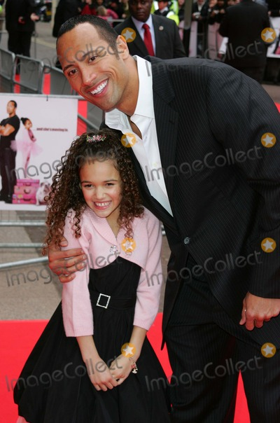 Photos And Pictures London Uk Dwayne The Rock Johnson