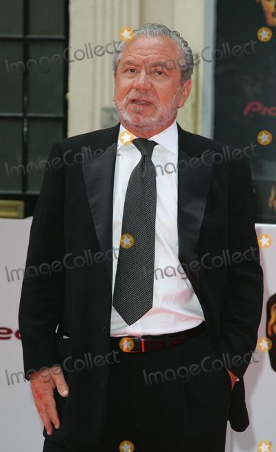 Alan Sugar Photo - London.UK. Alan Sugar at the TV BAFTA awards, London Palladium. 20th May 2007. Keith Mayhew/Landmark Media.