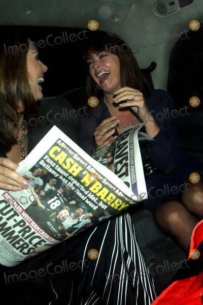 Photos and Pictures - London, UK  Suzi Perry leaving the