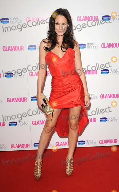 Claire Merry Photo - London, UK.  080610.Claire Merry at the 2010 Glamour Awards held in Berkeley Square. 8 June 2010.Eric Best/Landmark Media   .