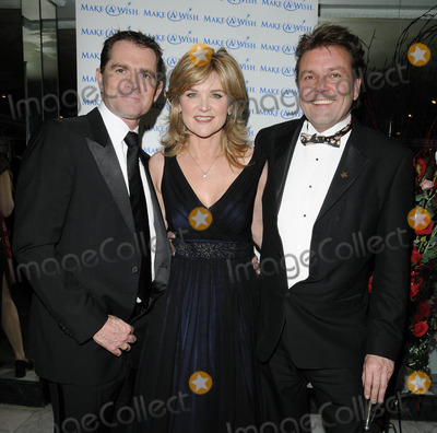 Anthea Turner, Grant Bovey, Martin Roberts Photo - London.UK.  Grant Bovey, Anthea Turner and Martin Roberts at the Make-A-Wish Valentine's Ball, Dorchester Hotel, Park Lane, London, 13th February 2010. Can Nguyen/Landmark Media.