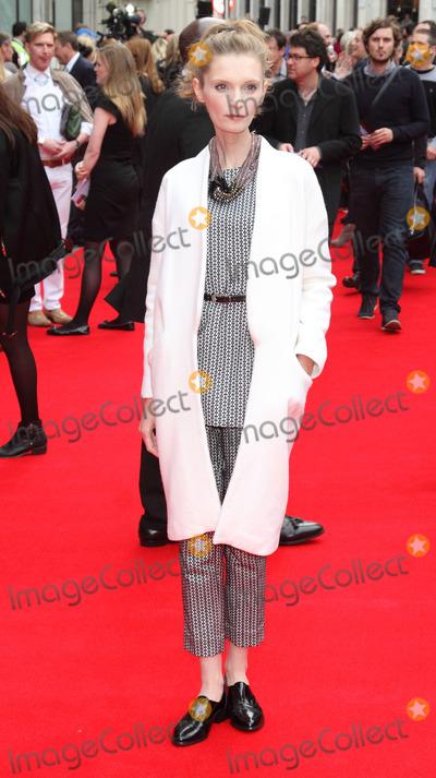 Agata Buzek, Leicester Square Photo - London, UK. Agata Buzek at the World Premiere of 'Hummingbird' at the Odeon West End, Leicester Square, London. June 17th 2013.Ref: LMK73-44474-180613Keith Mayhew/Landmark Media. WWW.LMKMEDIA.COM.
