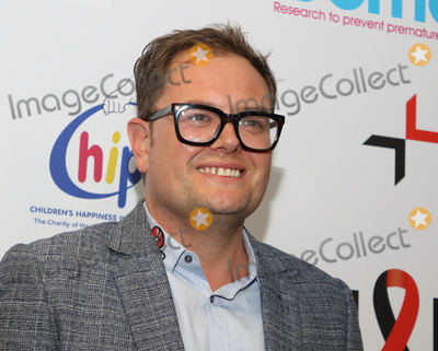 Alan Carr Photo - London.UK.  Alan Carr   at BGC Charity Day 2019 at Canary Wharf, London. 11th September 2019.Ref:LMK73-S2830-120919Keith Mayhew/Landmark MediaWWW.LMKMEDIA.COM