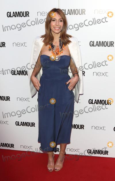 Alex Jones Photo - London, UK. Alex Jones at Glamour Women Of The Year Awards at Berkeley Square Gardens, London on June 6th 2017.Ref: LMK73-J417-070617Keith Mayhew/Landmark Media. WWW.LMKMEDIA.COM.