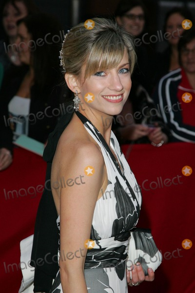 photos and pictures - london. uk. claire goose arrives at