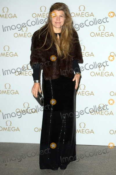 Amber Nuttall, Aqua, Cindy Crawford Photo - London, UK. Amber Nuttall  at  the Omega VIP Dinner hosted by Cindy Crawford at Aqua Shard, London, England, UK on Wednesday 10th December, 2014. 