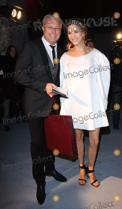 Alexander Lebedev Photo - London, UK .  Alexander Lebedev (owner of the London Evening Standard newspaper) and wife Elena    at The Love Ball , The Roundhouse venue, London. The event was held to raise money for the charity The Naked Heart Foundation with an exhibitionof specially commissioned art work.  23rd February 2010. Keith Mayhew/Landmark Media.
