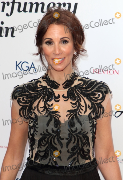 Andrea Mclean Photo - London, UK. Andrea McLean at Fifis - Fragrance Foundation Awards 2019 at The Brewery, Chiswell Street, London on May 16th 2019Ref: LMK73-J4890-170519Keith Mayhew/Landmark MediaWWW.LMKMEDIA.COM