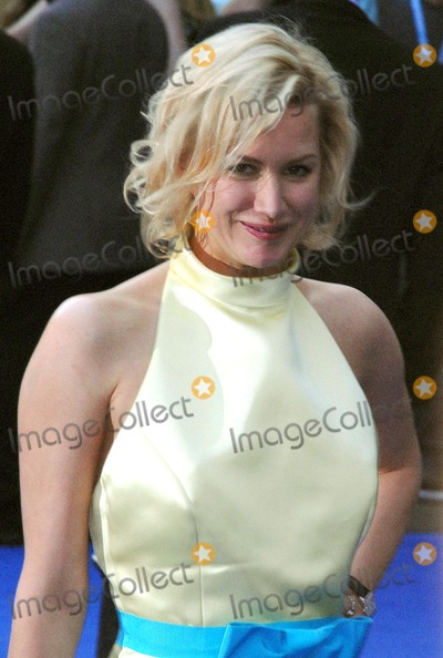Alice Evans, Ioan Gruffudd Photo - London. UK. Alice Evans (Engaged to Ioan Gruffudd) at the London Premiere of new film 'Fantastic Four: The Rise of the Silver Surfer' held at the Vue West End in London. 12th June 2007.SYD/Landmark Media