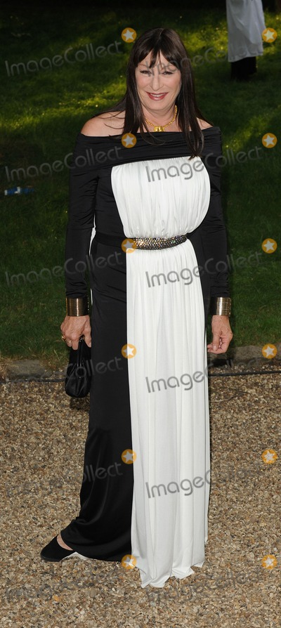 Angelica Huston, Raisa Gorbachev Photo - London, UK.  Angelica  Huston  at the Raisa Gorbachev Foundation Gala at Stud House, Hampton Court, London . 5th June 2010.    SYD/Landmark Media.