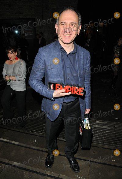 Armando Iannucci Photo - London, UK. Armando Iannucci  at the Rakuten TV Empire Awards 2018, The Roundhouse, Chalk Farm Road, London, England, UK, on Sunday 18 March 2018..Ref: LMK315-J1759-200318Can Nguyen/Landmark MediaWWW.LMKMEDIA.COM