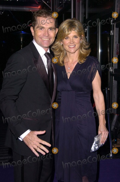 Anthea Turner, Grant Bovey Photo - London. UK.  Grant Bovey and Anthea Turner  at the  'La Dolce Vita' London Charity gala, Battersea Exhibition Centre, London. 12th December 2007. Can Nguyen/Landmark Media.