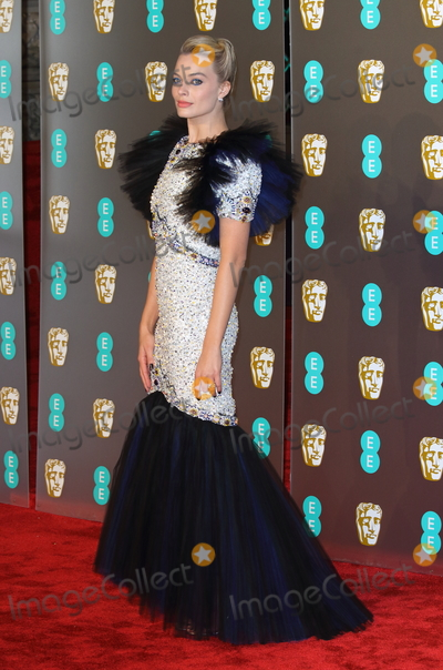 Margot Robbie Photo - London, UK. Margot Robbie at EE British Academy Film Awards 2019 at the Royal Albert Hall, Kensington, London on Sunday February 10th 2019Ref: LMK73-J4348-110219Keith Mayhew/Landmark MediaWWW.LMKMEDIA.COM