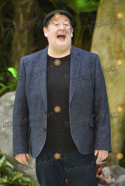 Johnny Vegas, Gary Mitchell Photo - London, England. 140118.Johnny Vegas at the 'Early Man' World Premiere held at BFI IMAX .14 January 2017.Ref: LMK386-MB1114-140118Gary Mitchell / Landmark MediaWWW.LMKMEDIA.COM