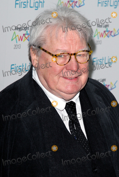 Alan Parker, Leicester Square Photo - London, UK. Sir Alan Parker at the First Light Movie Awards 2013 at the Odeon, held at the Leicester Square. 19th March 2013.