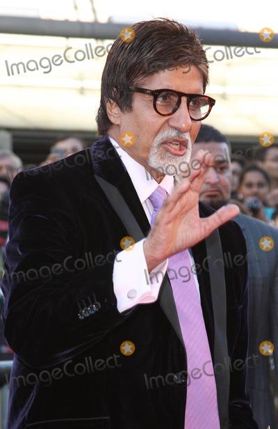 Amitabh Bachchan Photo - London, UK. Amitabh Bachchan at the World Premiere of Raavan, held at the BFI, South Bank, London, 16th June 2010.Keith Mayhew/Landmark Media .