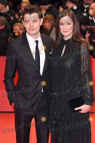 Alexandra Maria Lara, Sam Riley Photo - Berlin. Germany.   Sam Riley and wife Alexandra Maria Lara at  the 70th Berlin International Film Festival Opening Ceremony and My Salinger Year Screening in Berlin, Germany. 20th February 2020. Ref:LMK200-S2900-210220