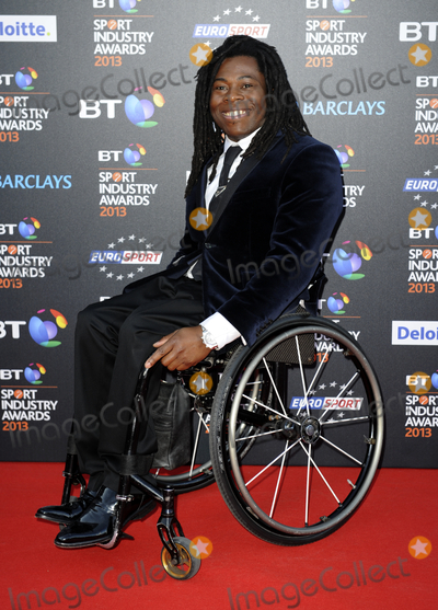 Ade Adepitian, Gary Mitchell Photo - London, UK. Ade Adepitian at the BT Sport Industry Awards at Battersea Evolution, London. May 2nd 2013Gary Mitchell/Landmark Media.
