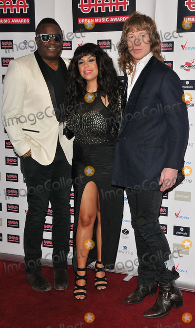Brand New Heavies Photo - London.UK. Brand New Heavies at the Urban Music Awards 2016, Porchester Hall, Porchester Road, London. 26th November 2016.