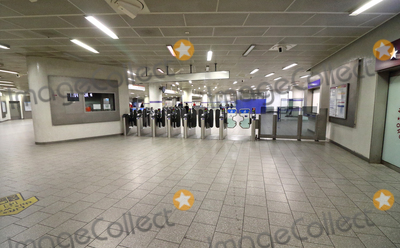 Photo - London, UK. London St Pancras International station.