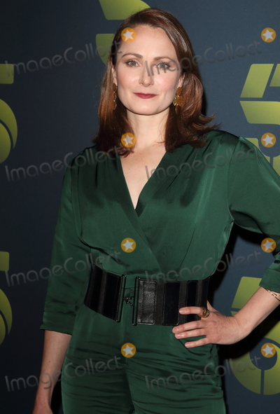Anna Madeley, Anna Maria Perez de Taglé Photo - London, UK. Anna Madeley at Channel 5 2020 Upfront Event at the St. Pancras Renaissance Hotel, London on November 19th 2019.