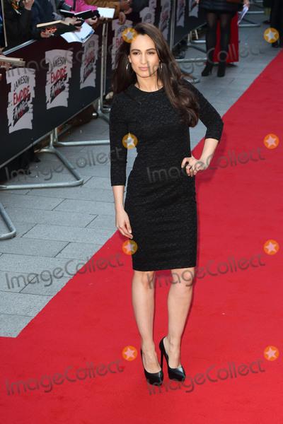 Asli Bayram Photo - London, UK. Asli Bayram at  the 21st Jameson Empire Awards 2016, Grosvenor House Hotel, Park Lane, London, UK, on Sunday 20 March 2016.Ref: LMK73-60099-210316Keith Mayhew/Landmark Media. WWW.LMKMEDIA.COM.