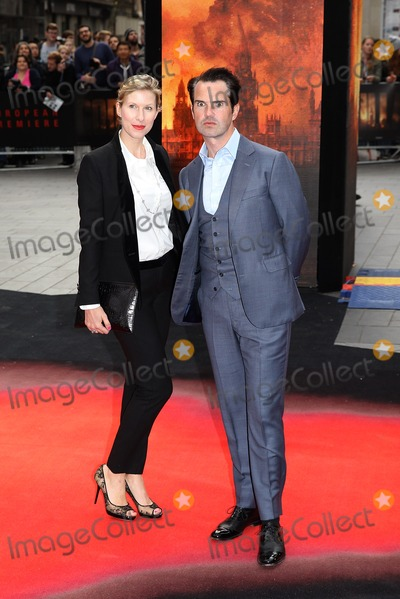 Photos And Pictures London Uk Karoline Copping And Jimmy Carr At The Godzilla European Premiere At The Odeon Leicester Square In London 11th May 2014 Ref Lmk12 48434 120514 J Adams Landmark Media Www Lmkmedia Com What is karoline copping's full name? london uk karoline copping