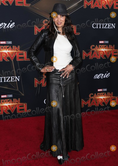 "Downtown Julie Brown, Julie Brown, ""Downtown"" Julie Brown, 'Downtown' Julie Brown Photo - HOLLYWOOD, LOS ANGELES, CA, USA - MARCH 04: Actress Downtown Julie Brown arrives at the Los Angeles Premiere Of Marvel Studios 'Captain Marvel' held at the El Capitan Theatre on March 4, 2019 in Hollywood, Los Angeles, California, United States. (Photo by David Acosta/Image Press Agency)"