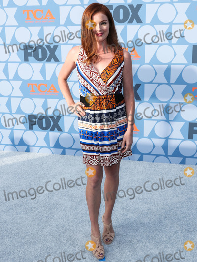 AUBREY DOLLAR Photo - LOS ANGELES, CALIFORNIA, USA - AUGUST 07: Actress Aubrey Dollar arrives at the FOX Summer TCA 2019 All-Star Party held at Fox Studios on August 7, 2019 in Los Angeles, California, United States. (Photo by Xavier Collin/Image Press Agency)
