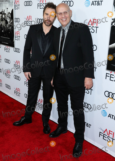 Jewel, Sam Rockwell, TCL Chinese Theatre Photo - HOLLYWOOD, LOS ANGELES, CALIFORNIA, USA - NOVEMBER 20: Sam Rockwell and G. Watson Bryant Jr. arrive at the AFI FEST 2019 - Premiere Of Warner Bros. Pictures' 'Richard Jewell' held at the TCL Chinese Theatre IMAX on November 20, 2019 in Hollywood, Los Angeles, California, United States. (Photo by Xavier Collin/Image Press Agency)