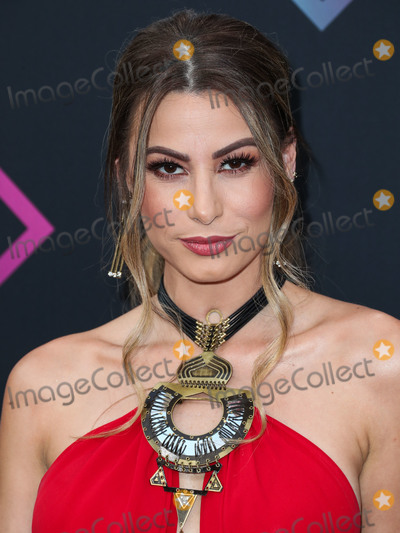 Nastassja Bolivar Photo - SANTA MONICA, LOS ANGELES, CA, USA - NOVEMBER 11: Nastassja Bolivar at the People's Choice Awards 2018 held at Barker Hangar on November 11, 2018 in Santa Monica, Los Angeles, California, United States. (Photo by Xavier Collin/Image Press Agency)
