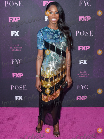 Angelica Ross Photo - WEST HOLLYWOOD, LOS ANGELES, CALIFORNIA, USA - AUGUST 09: Angelica Ross arrives at the Red Carpet Event For FX's 'Pose' held at the Pacific Design Center on August 9, 2019 in West Hollywood, Los Angeles, California, United States. (Photo by Image Press Agency)