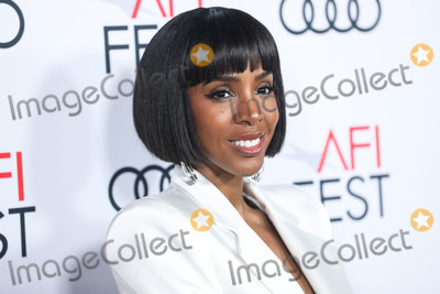 Kelly Rowland, Queen, Kelly Rowlands, TCL Chinese Theatre Photo - HOLLYWOOD, LOS ANGELES, CALIFORNIA, USA - NOVEMBER 14: Singer Kelly Rowland arrives at the AFI FEST 2019 - Opening Night Gala - Premiere Of Universal Pictures' 'Queen And Slim' held at the TCL Chinese Theatre IMAX on November 14, 2019 in Hollywood, Los Angeles, California, United States. (Photo by Xavier Collin/Image Press Agency)