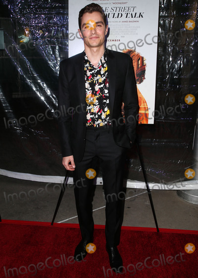 Dave Franco Photo - HOLLYWOOD, LOS ANGELES, CA, USA - DECEMBER 04: Actor Dave Franco arrives at the Los Angeles Special Screening Of Annapurna Pictures' 'If Beale Street Could Talk' held at ArcLight Hollywood on December 4, 2018 in Hollywood, Los Angeles, California, United States. (Photo by Image Press Agency)